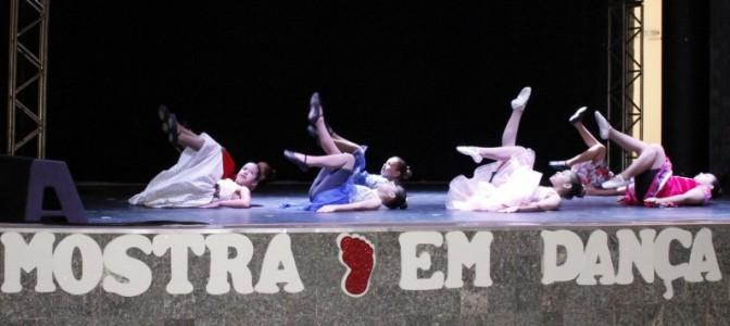 Educação infantil abre a 1 Mostra e Festival em Dança de Palmas